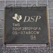 Part Number: TMS320F2812PGFA