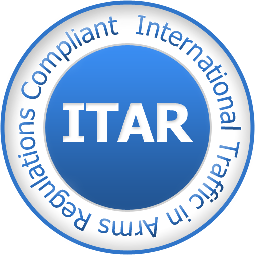ITAR Registered Distributor