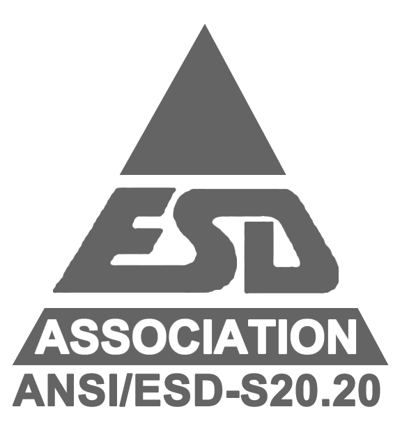 ANSI/ESD S20.20 Certified Electronic Components Distributor